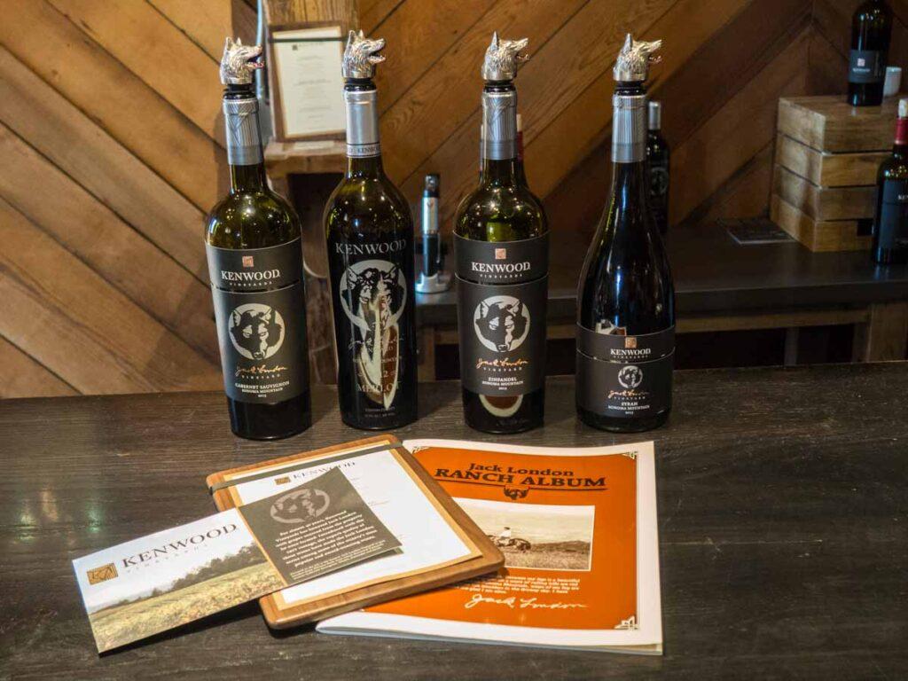 Kenwood Jack London winery