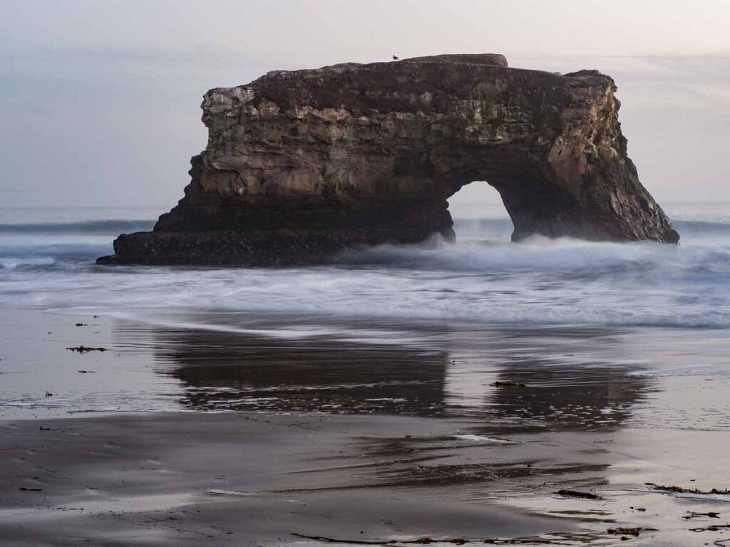 Santa Cruz Weekend Getaway- Natural Bridges state park
