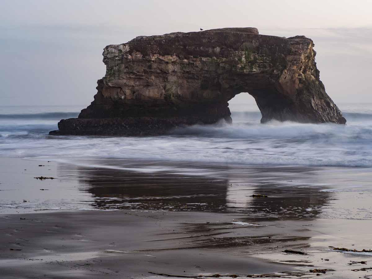Santa Cruz Weekend Getaway- Natural Bridges state park