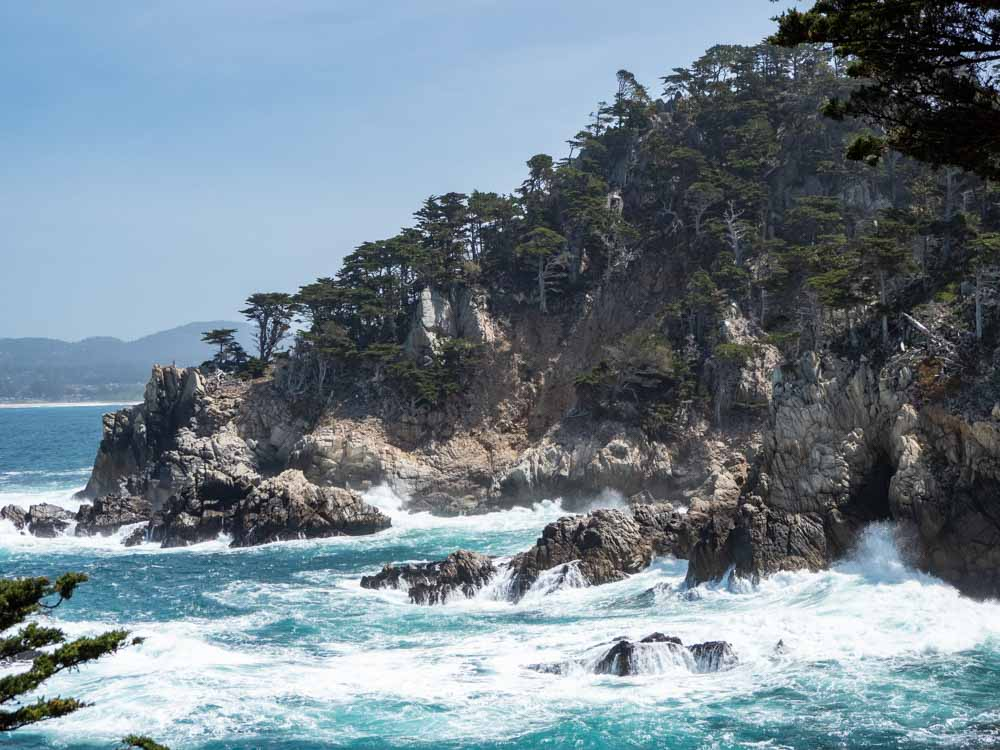 Big Sur Point Lobos Surf