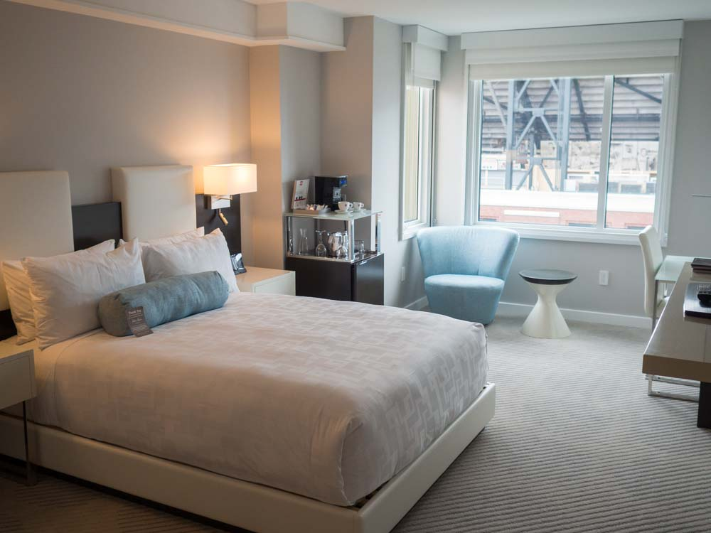 Best places to stay in SF: San Francisco Hotel Via