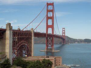 Best View of Golden Gate Bridge: Welcome Center