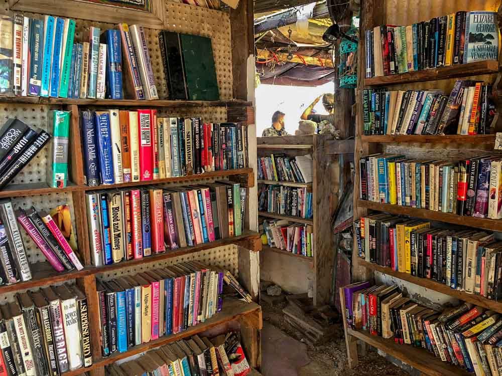 Slab City Library