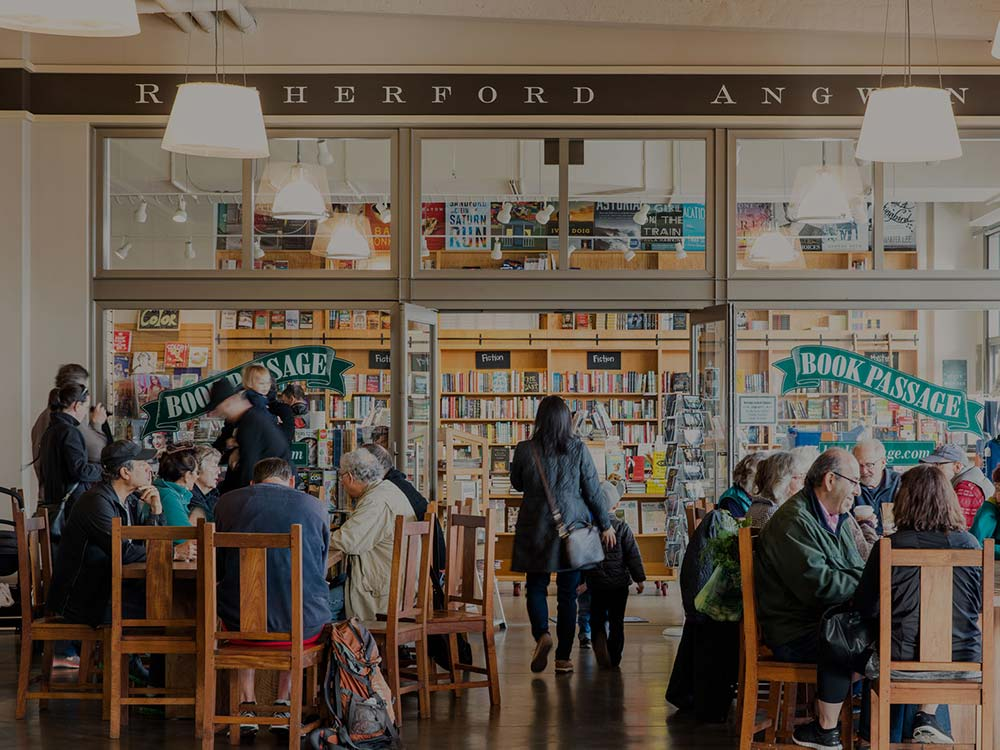 Book Passage bookstore San Francisco Ferry Building
