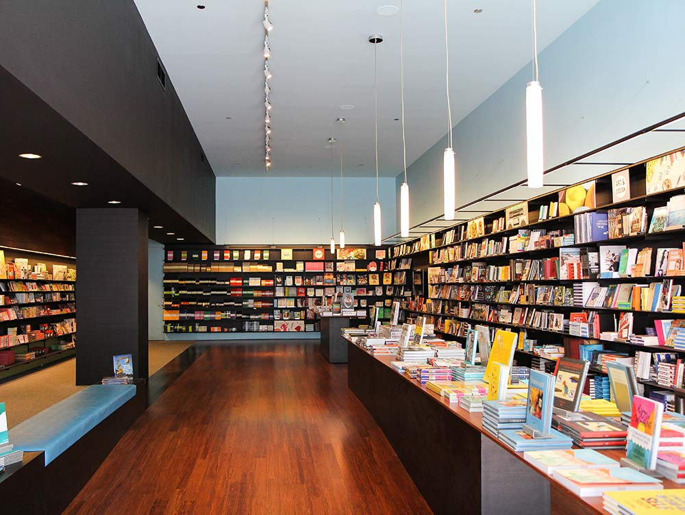San Francisco Chronicle Bookstore at Metreon