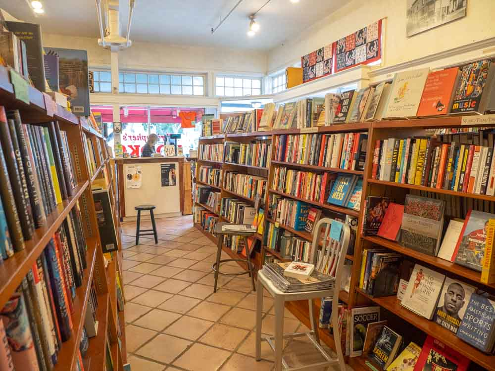Christopher's Books in SF