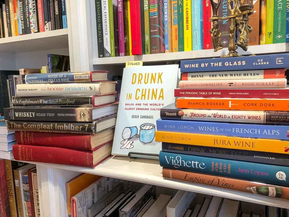 Best San Francisco Bookstores- Omnivore bookshhop