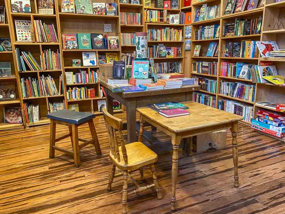 Adobe Bookstore in San Francisco