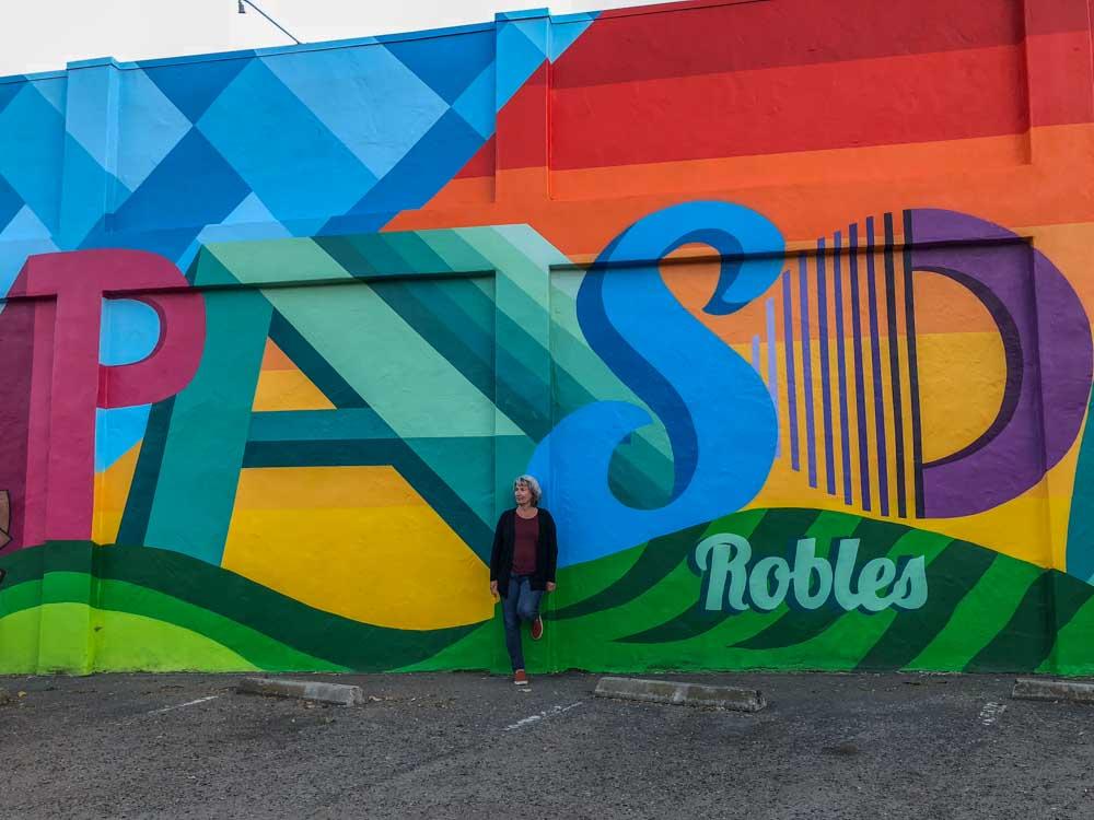 Paso Robles mural