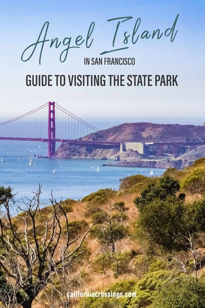 Angel Island State Park visitor's guide
