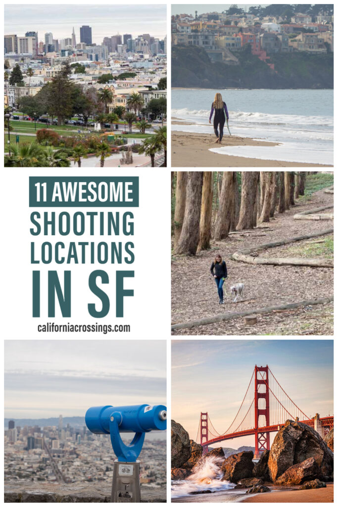 BEST PHOTOGRAPHY SPOTS IN SAN FRANCISCO