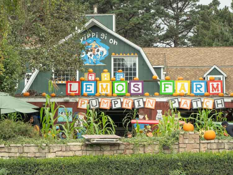 Lemos Farm in Half Moon Bay