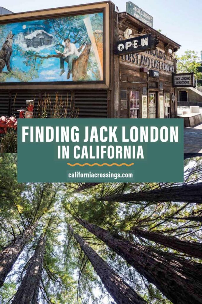 Jack London in California
