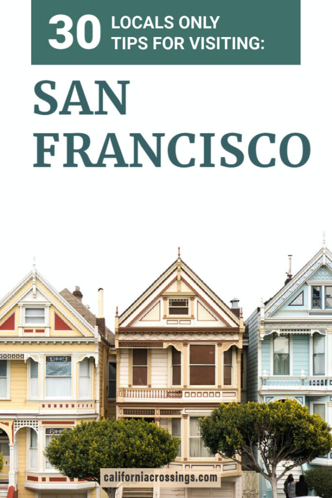 Cool things to do in San Francisco- a local's guide
