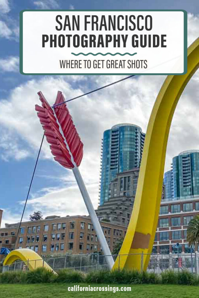 Where to take pictures in san francisco
