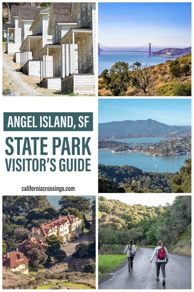 Angel Island State Park- things to do and guide