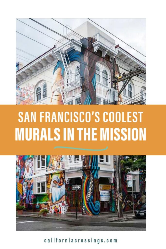 San Francisco's coolest murals in the mission