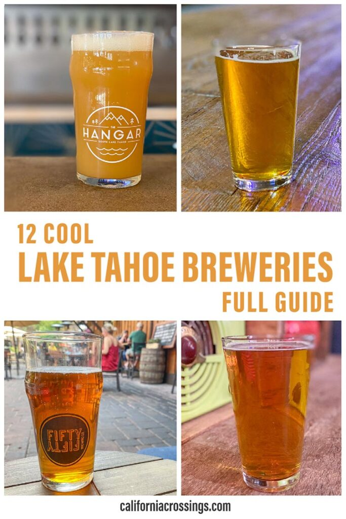 12 cool Lake Tahoe breweries