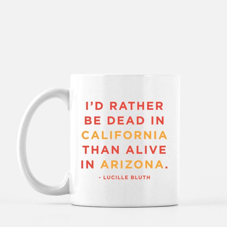 california mug-bluth