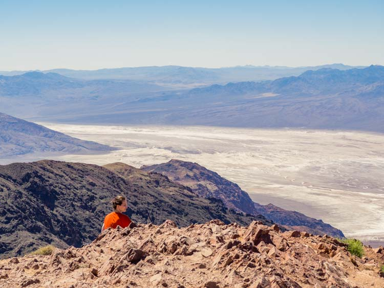 Fact About Death Valley Dantes View