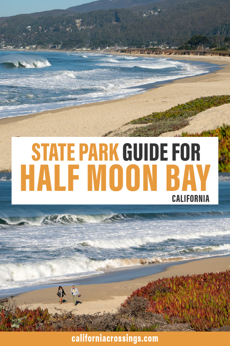 Guide for Half Moon Bay State Beach Park