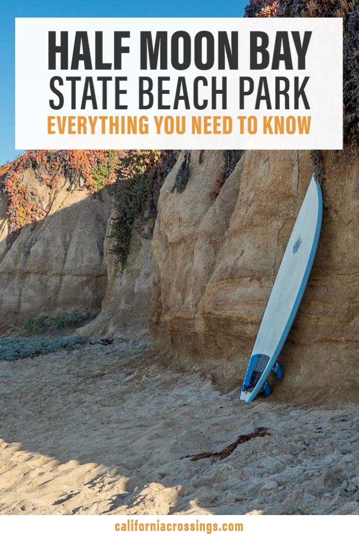 Half Moon Bay State Beach Park guide