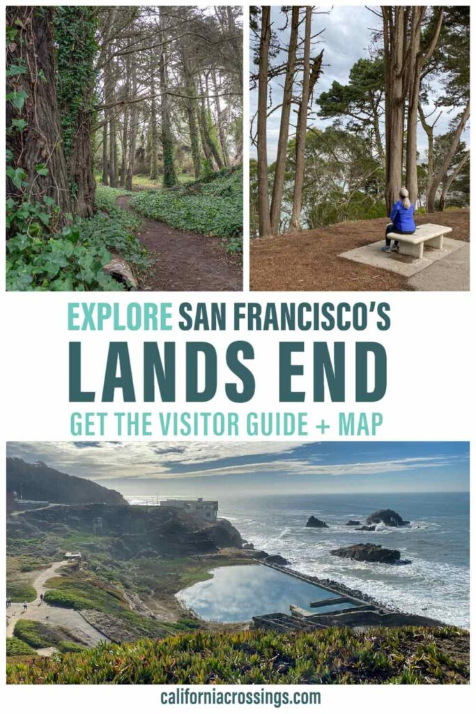 Hiking Lands End in San Francisco visitor guide + map