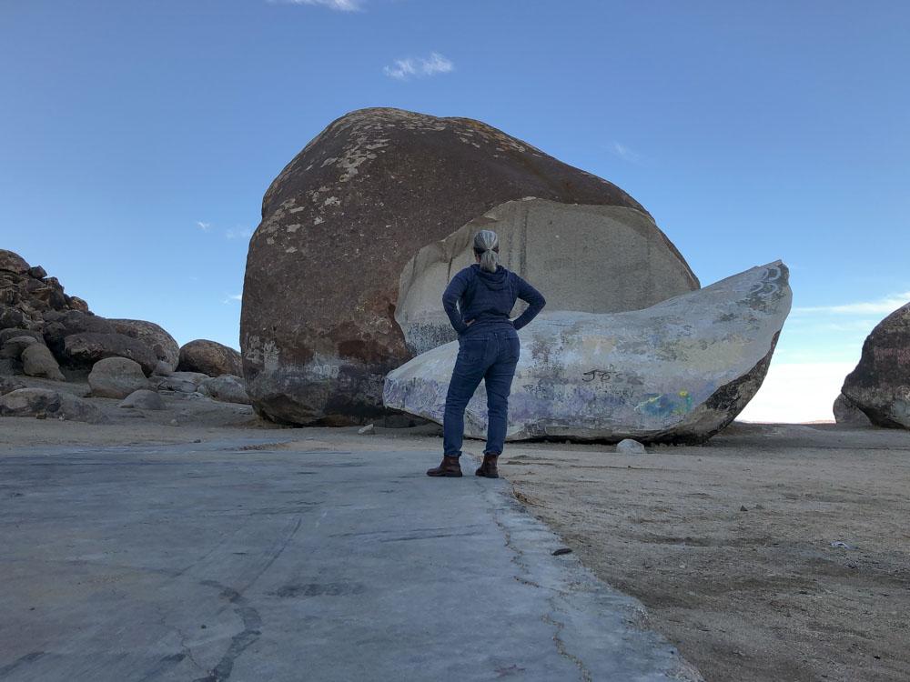 Joshua Tree Giant Rock Extra Terrestrials