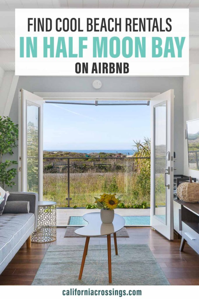 Cool beach rentals in Half Moon Bay Airbnb