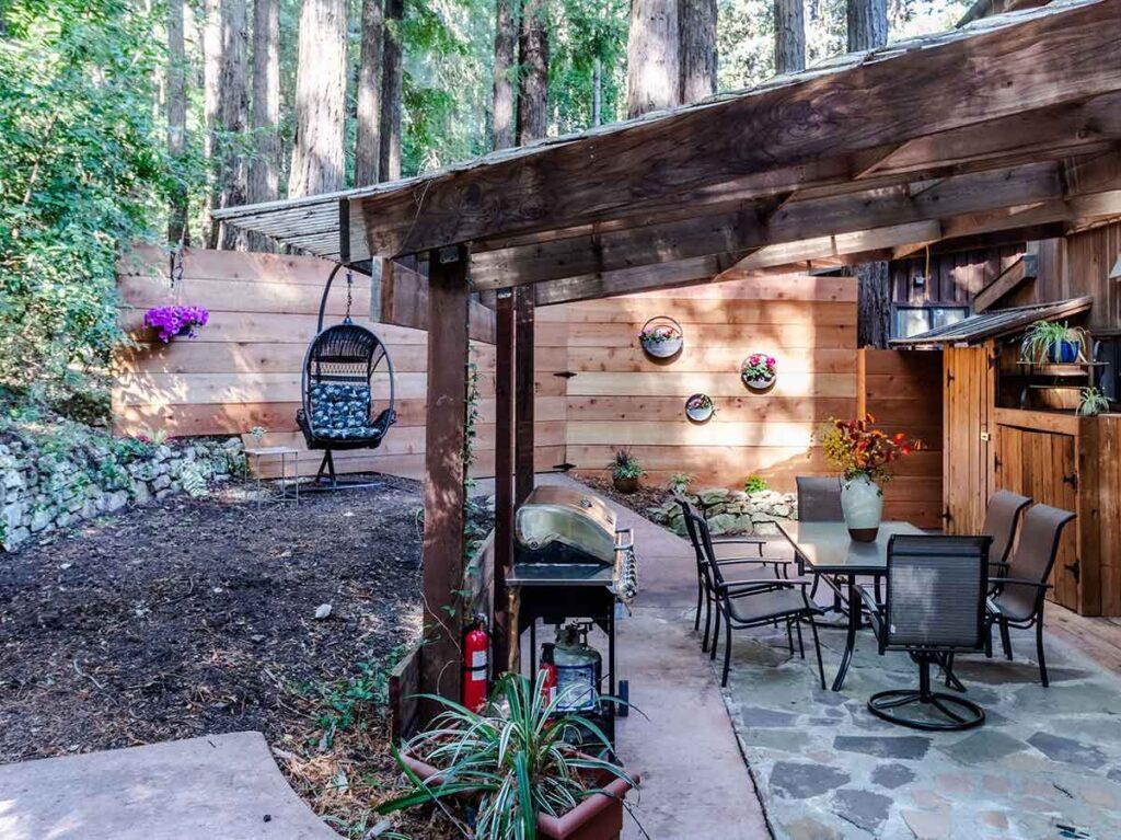 Beautiful redwood retreat santa cruz vrbo