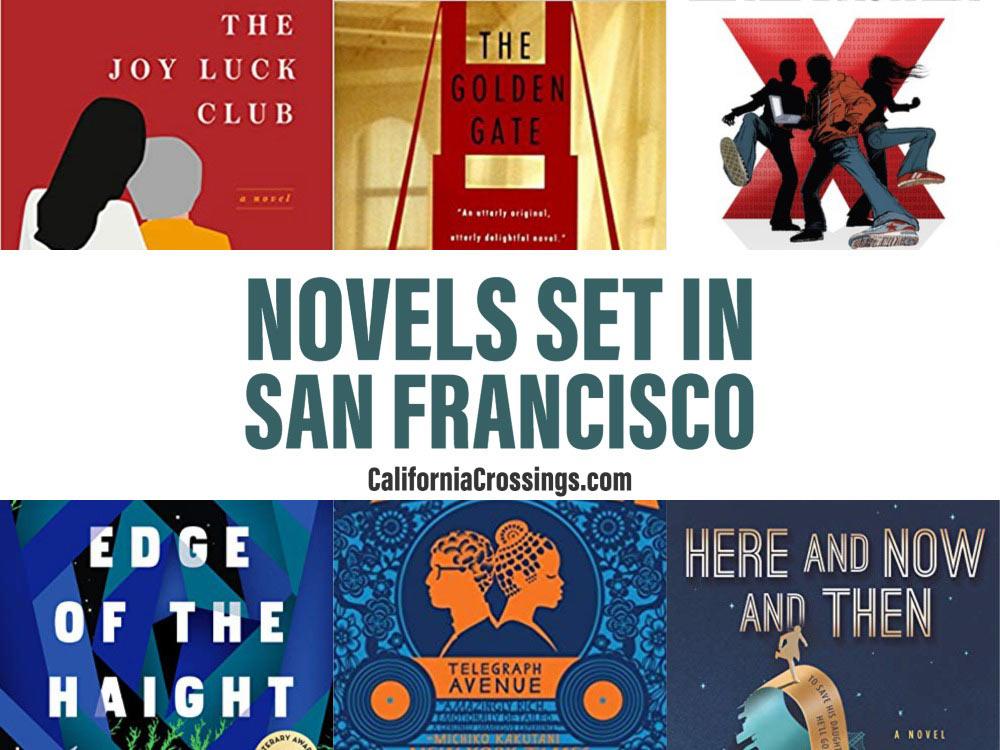 Novels about San Francisco
