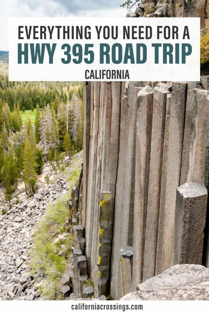 What you need for a Highway 395 road trip in California