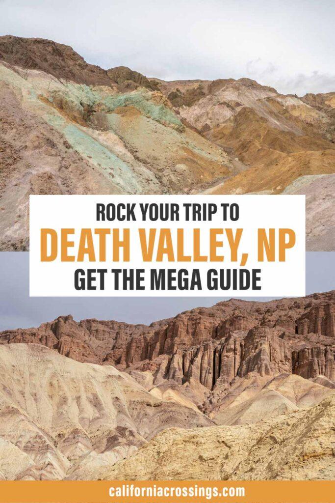 Rock your Death Valley Trip Mega guide