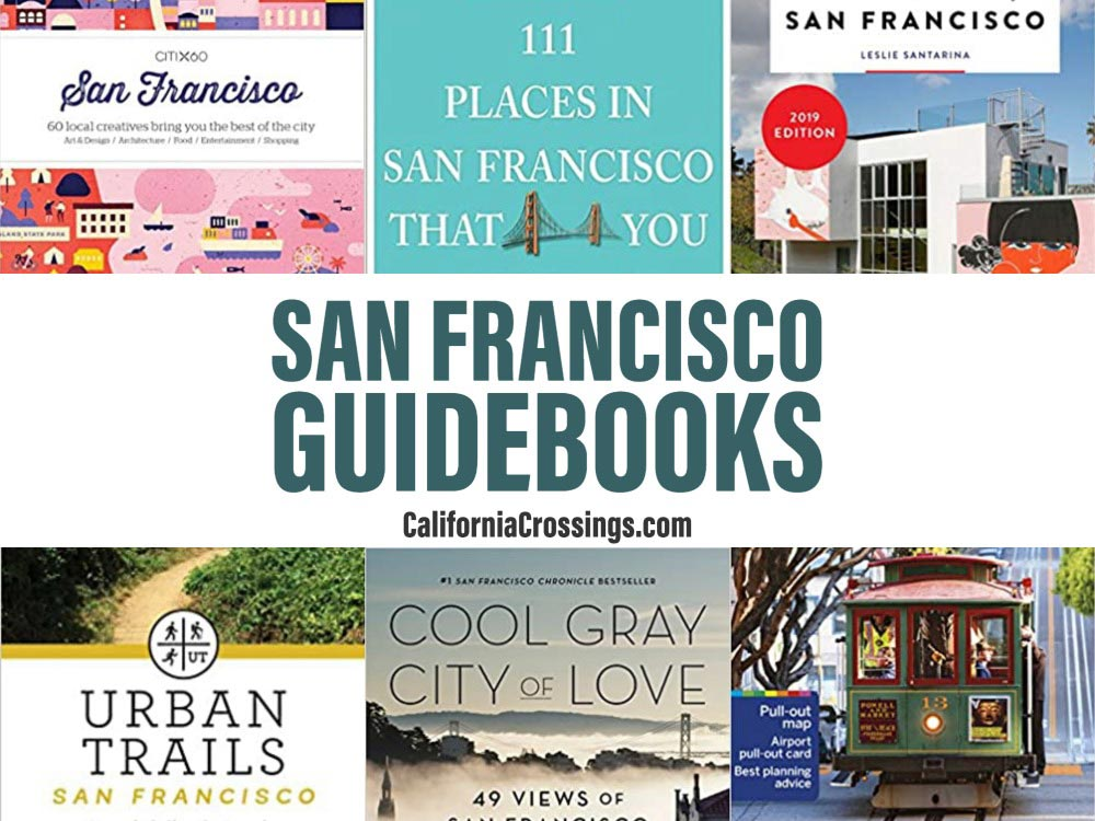 Best San Francisco Guidebooks