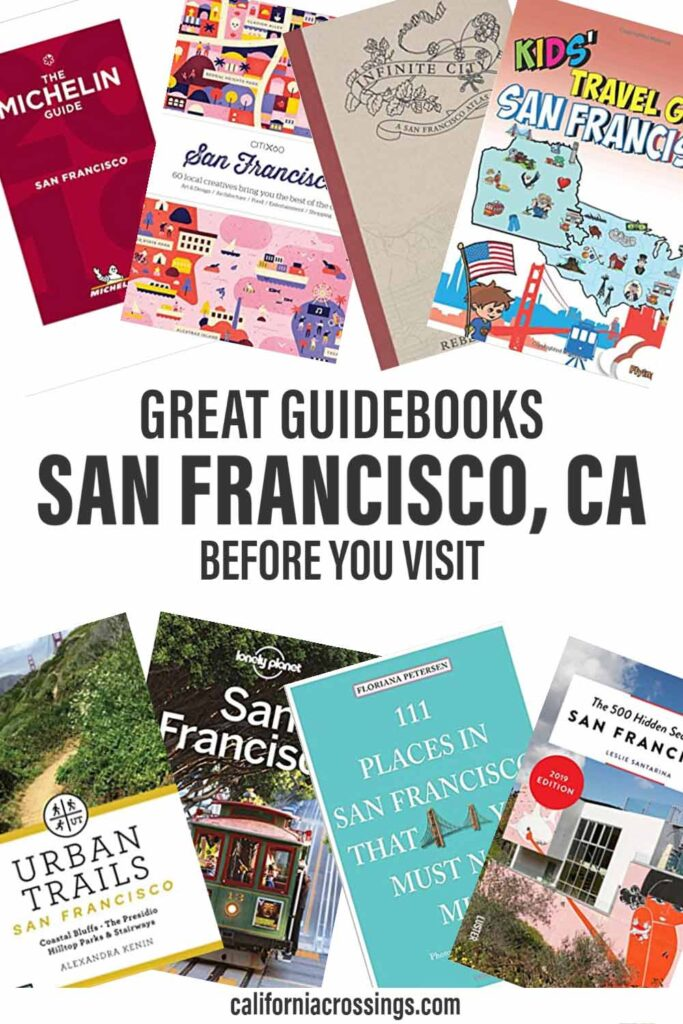 Great guidebooks San Francisco to read before you visit