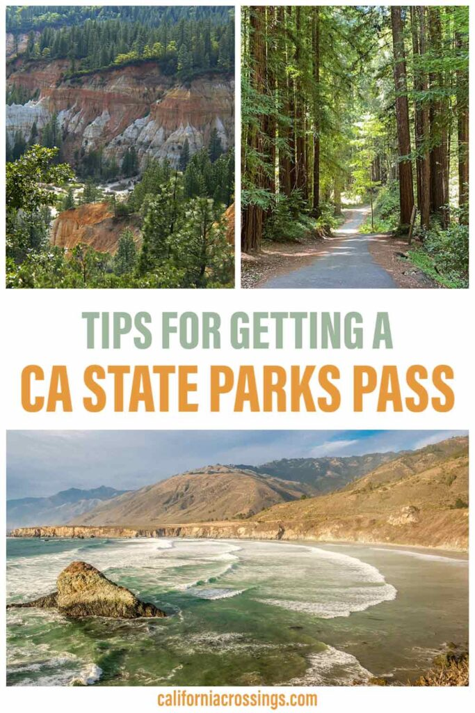 California State Parks Pass tips for buying