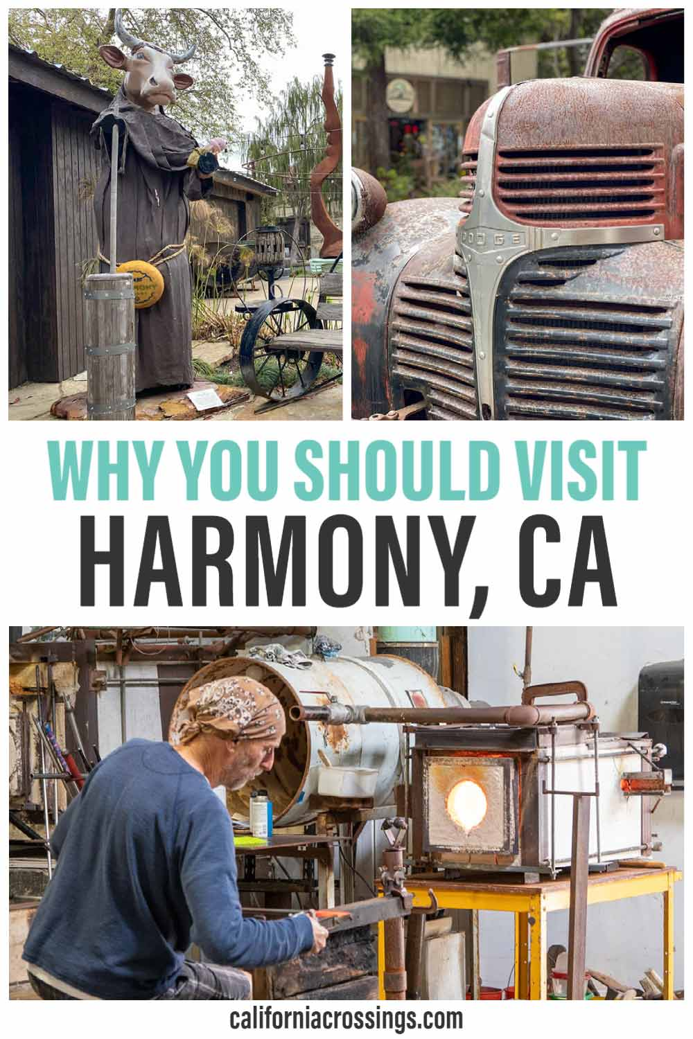 Why you should visit Harmony California