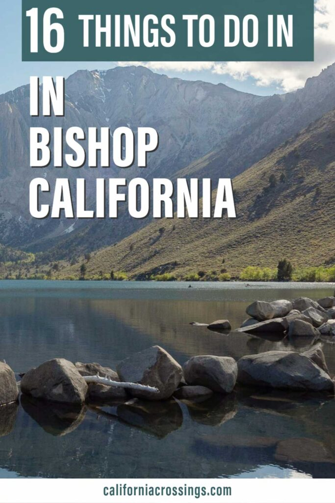 16 Things to do in Bishop California