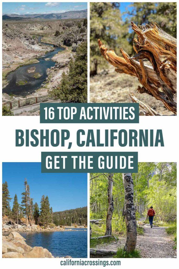Top activities in Bishop California