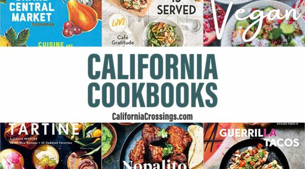 California Cookbooks